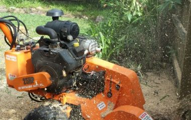 stump grinding sydney